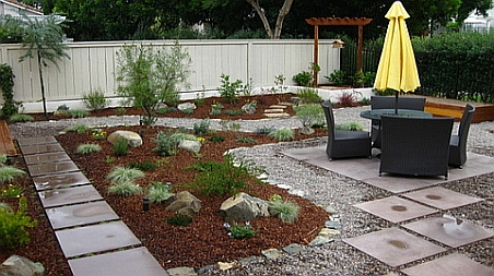 Gfg landscaping 619 681 8738 san diego landscaping for Ideas for low water landscapes