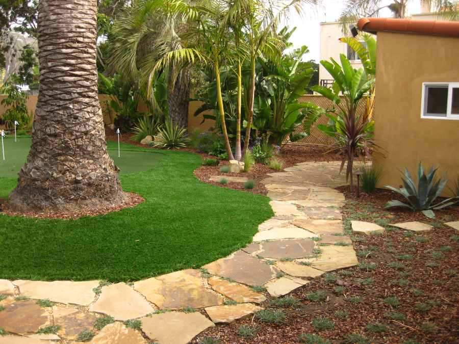 Low water landscapes gfg landscaping 619 681 8738 for Ideas for low water landscapes